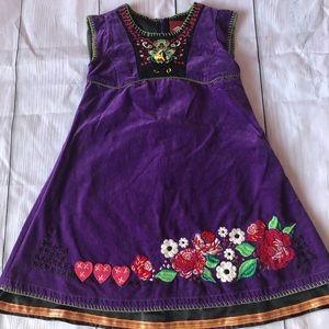 Oilily 128 girls dress size 7/8?